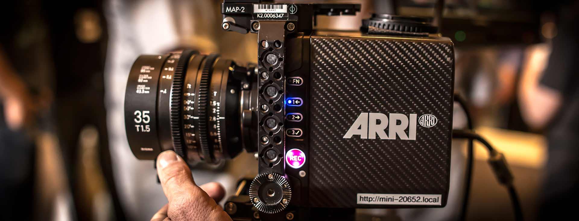 Camera Leasing & Financing