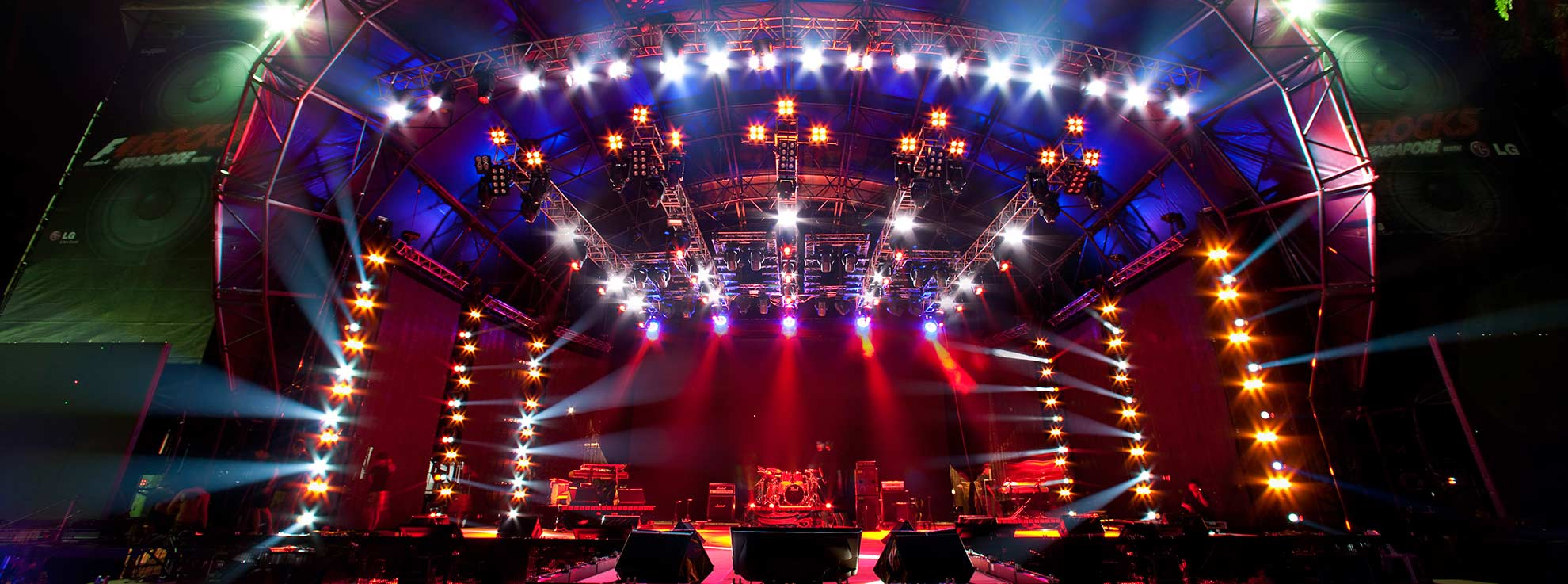 Financing for Theatrical & Entertainment Lighting