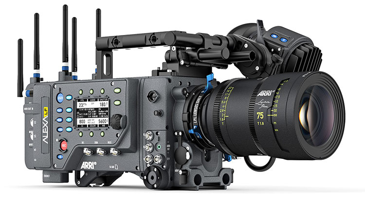 ALEXA LF (large format) Digital Cinema Camera