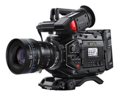 Blackmagic URSA Mini Pro G2 digital cinema camera financing