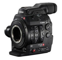 Canon EOS C300 MKII digital cinema camera