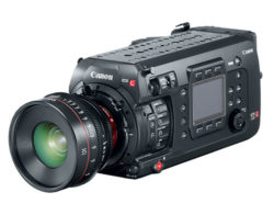 Canon EOS C700 full frame digital cinema camera