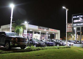 Financing for Exterior LED Lighting