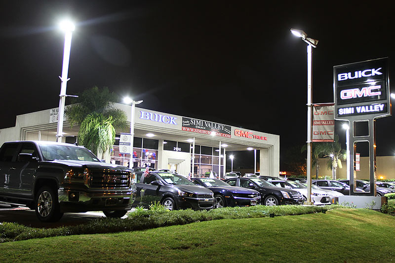 Financing for Exterior LED Lighting