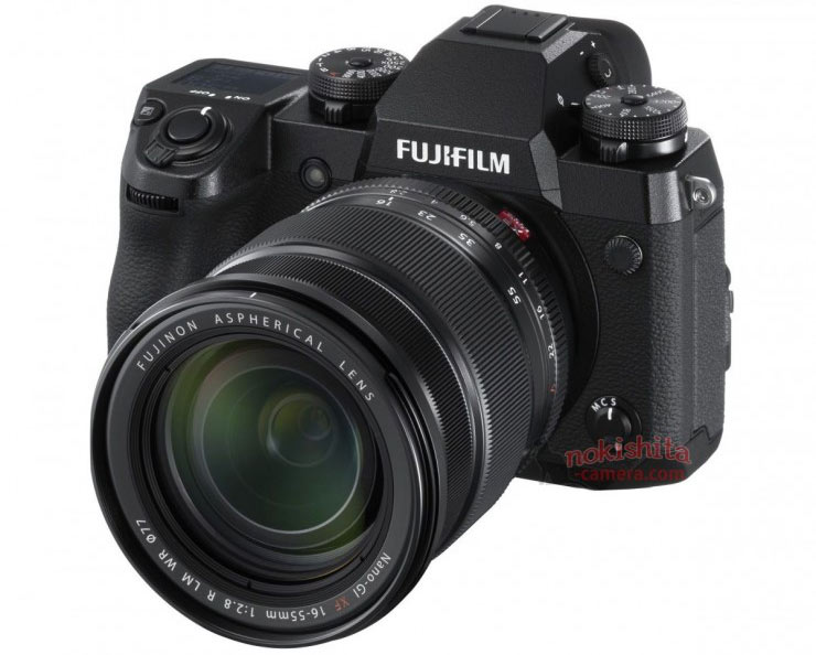 Fuji XH-1 Mirrorless Camera