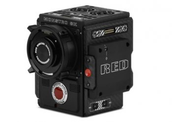 RED MONSTRO VV 8K Full Frame Camera Sensor