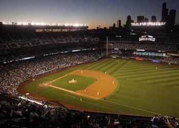 Safeco Field LED Lights