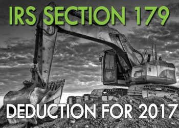 IRS Section 179 Deduction Limits