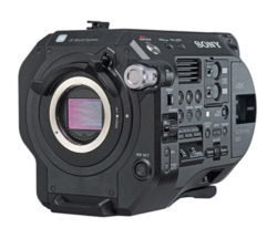 Sony PXW-FS7 II digital cinema camera