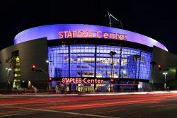 STAPLES Center LED Lighting